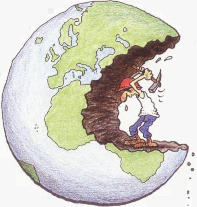 O que é considerado impacto ambiental?